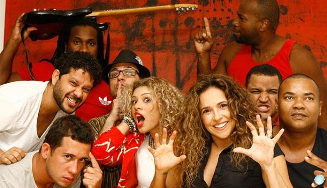 Daniela e o Cabeça de Nós Todos se apresentam dommingo, 2 - Foto: Margarida Neide   Ag. A TARDE
