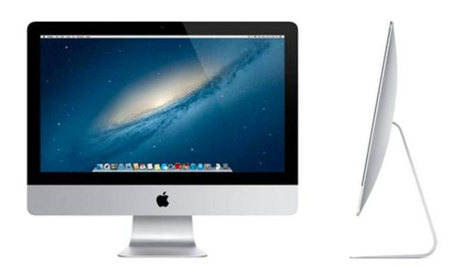 Novo iMac tem apenas 5mm de espessura - Foto: Divulgação