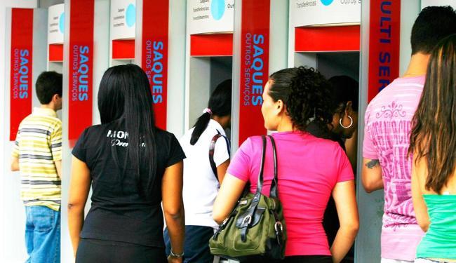 Em 2011, média foi de 12 saidinhas bancárias por mês em Salvador - Foto: Xando Pereira | Arquivo | Agência A TARDE