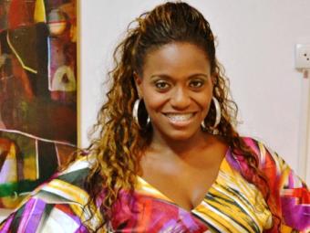Ludmillah participa do projeto Geração Canibália, de Daniela Mercury - Foto: Divulgação