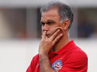 Após ter salvado o Bahia do rebaixamento, Jorginho vira prioridade da diretoria tricolor para 2013 - Foto: Eduardo Martins | Ag. A Tarde