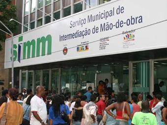 Simm tem postos em diversos bairros de Salvador - Foto: Eduardo Martins | Ag. A TARDE - 05.04.2005