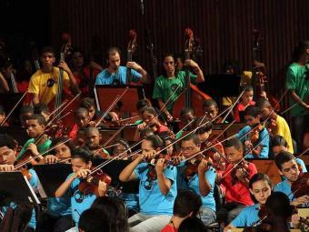 Orquestra Neojiba em cena - Foto: Divulgação