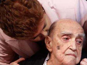 Dilma se encontrou com o arquiteto em 2010 - Foto: Agência Reuters
