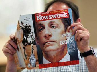 A partir de janeiro, a revista americana Newsweek só poderá ser lida na internet - Foto: Thomas Coex | AFP PHOTO