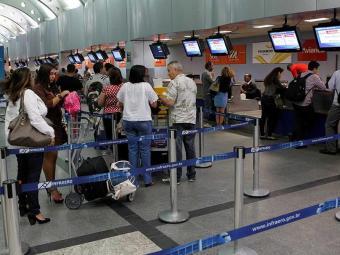 Doze aeroportos serão fiscalizados, com reforço de 290 agentes - Foto: Eduardo Martins | Arquivo | Ag. A TARDE