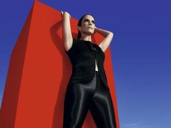 Ivete em foto que compõe seu novo álbum, Real Fantasia - Foto: Gui Paganini | Divulgação