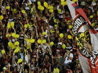 Torcida do Leão deverá lotar o Barradão para ver o primeiro jogo da final da Copa do Brasil Sub-20 - Foto: Eduardo Martins / Ag. A Tarde