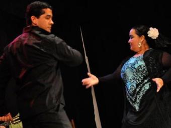 Espetáculo acontece no sábado, às 20 horas - Foto: Divulgação