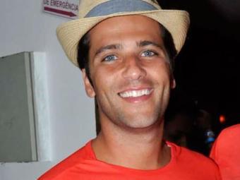 Bruno teve o caso rápido com a modelo Carol Franciscchini - Foto: Juarez Matias| Divulgação