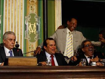 Mesmo sem conhecer o conteúdo dessas mudanças, os vereadores governistas votaram a favor - Foto: Lúcio Távora   Ag. A TARDE
