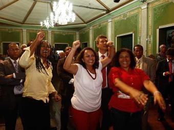 ACM Neto, que foi eleito com apoio do prefeito, saliente que a Câmara é independente - Foto: Lúcio Távora   Ag. A TARDE