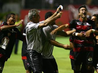 Vitória pode até perder por dois gols de diferença que garante título da Copa do Brasil Sub-20 - Foto: Fernando Amorim | Agência A TARDE