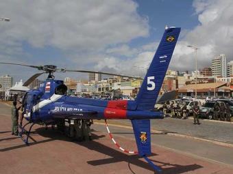 Ação vai até fevereiro de 2013, com 8 mil militares a mais que 2011 - Foto: Joá Souza | Ag. A TARDE