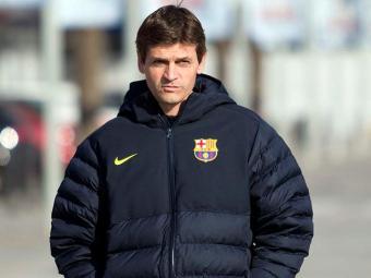 Técnico do Barça extraiu tumor na glândula parótida em novembro de 2011 - Foto: Alejandro García / Agência EFE