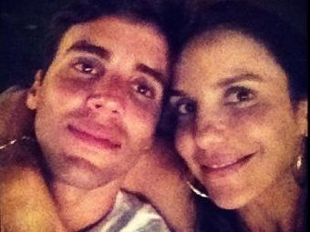 Ivete ao lado do marido, o nutricionista Daniel Cady - Foto: Reprodução | Instagram