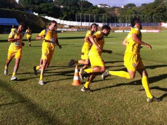 Elenco rubro-negro começa a participar de treinos físicos na pré-temporada - Foto: Esporte Clube Vitória   Divulgação