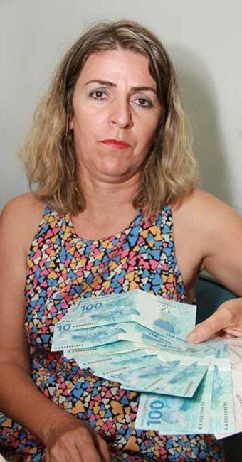 Futuro prefeito de Ibicoara teria distribuído cédulas falsificadas - Foto: Joá Souza | Ag. A TARDE