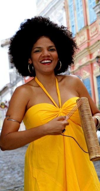 Juliana Moreira se apresenta no Projeto Verão-Amarelo - Foto: Gil Rocha
