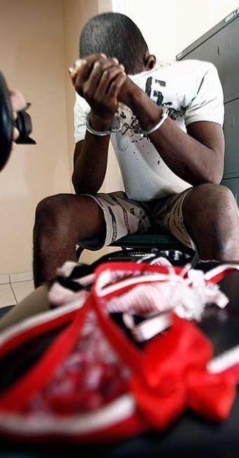 Wilson afirmou sofrer de distúrbio e pediu ajuda após ser preso - Foto: Luiz Tito   Agência A TARDE