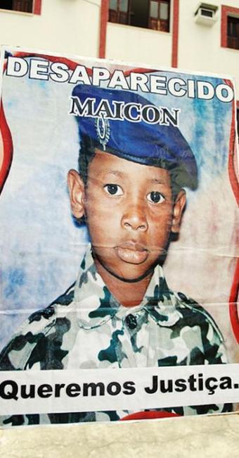 Maicon está desaparecido desde a última terça-feira - Foto: Anderson Oliveira | Blog do Anderson