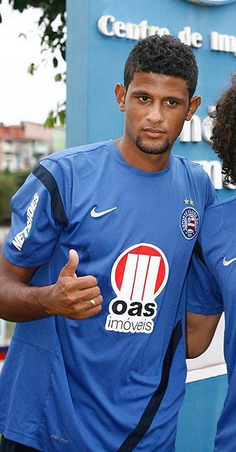 Novo contrato deve ser de dois anos, com aumento salarial para o ex-jogador do Feirense-BA - Foto: Luciano da Matta   AG A TARDE