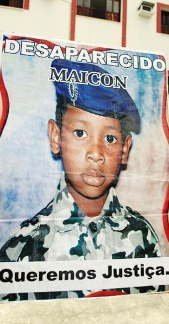 Maicon está desaparecido desde a última terça-feira, 4 - Foto: Anderson Oliveira | Blog do Anderson