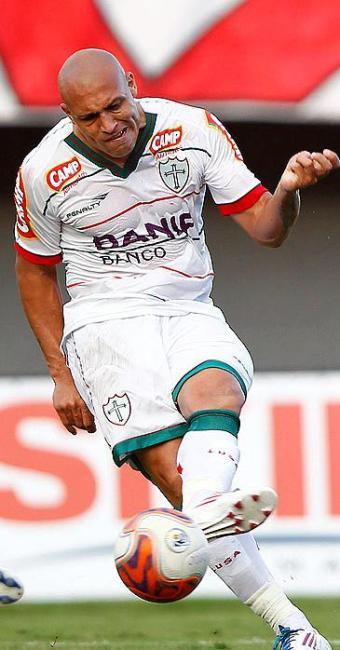 Atacante atuou com o atual técnico do Bahia na Série B de 2011 - Foto: Eduardo Martins | Ag. A Tarde