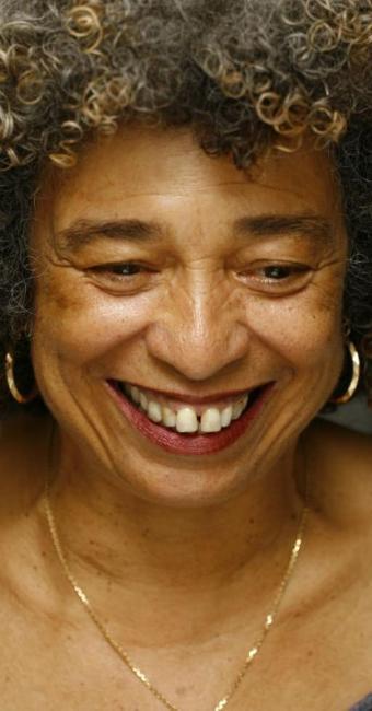 A ativista Borte-americana Angela davis - Foto: Fernando Amorim| Ag. A TARDE