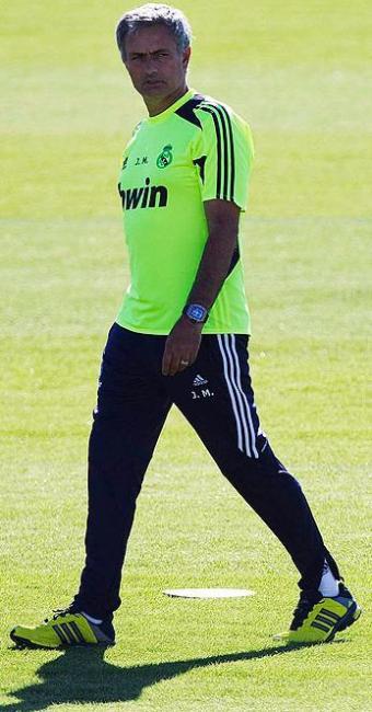O técnico Mourinho aposta na conquista da Liga dos Campeões para salvar o ano - Foto: Susana Vera | Agência Reuters