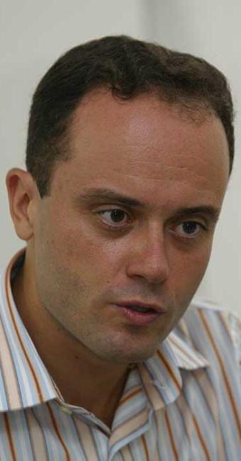 Professor da Ufba Pablo Stolze - Foto: Haroldo Abrantes / Ag. A Tarde em 11/04/2006