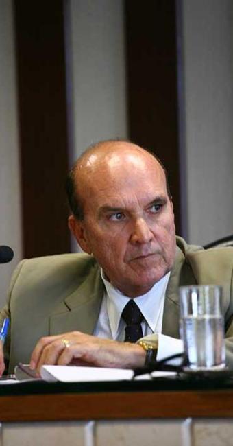 Paulo Maracajá, presidente do Tribunal de Contas dos Municípios - Foto: Fernando Amorim | Ag. A TARDE