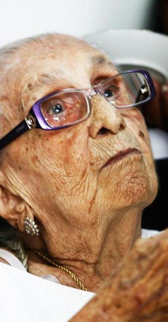 Dona Canô receberá cuidados médicos em casa - Foto: Luiz Tito | Agência A TARDE
