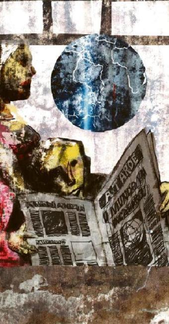 Ilustração de Cau Gomez - Foto: Cau Gomez   Ag. A TARDE