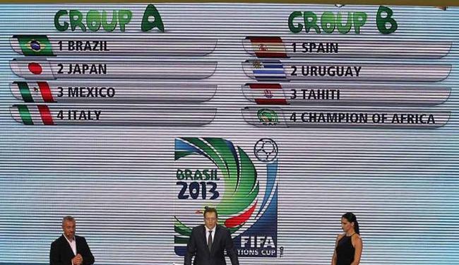 Seleção canarinho enfrentará Japão, México e Itália na primeira fase da Copa das Confederações - Foto: Paulo Whitaker | Reuters