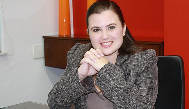 Aline Barroso, coordenadora de recrutamento e seleção no Nube - Foto: Nube   Divulgação