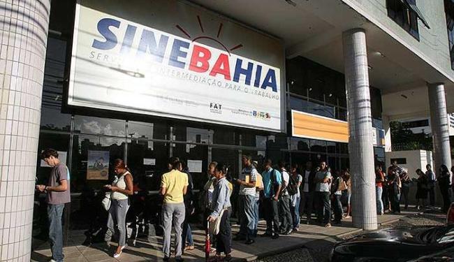 Sinebahia oferece cerca de 500 vagas nesta terça - Foto: Arestides Baptista | Agência A TARDE