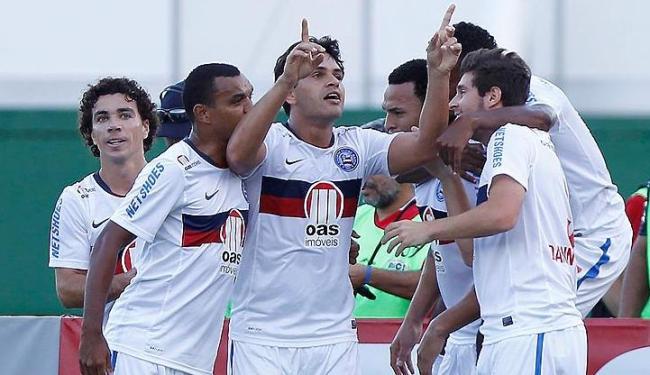 Campanha de 2012 deixou o tricolor baiano na 245ª posição - Foto: Eduardo Martins   Ag. A Tarde