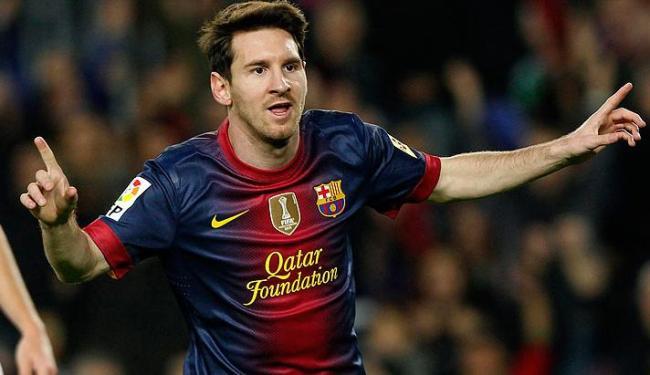 Craque argentino precisa de dois gols para superar o recorde de gols em uma temporada - Foto: Albert Gea / Agência Reuters