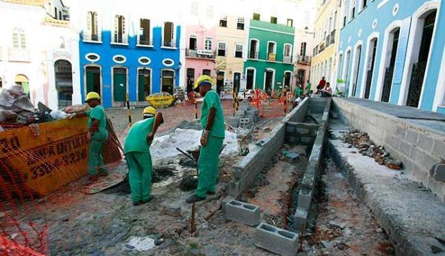 Obras são criticadas por alterar o aspecto das construções - Foto: Fernando Vivas | Ag. A TARDE
