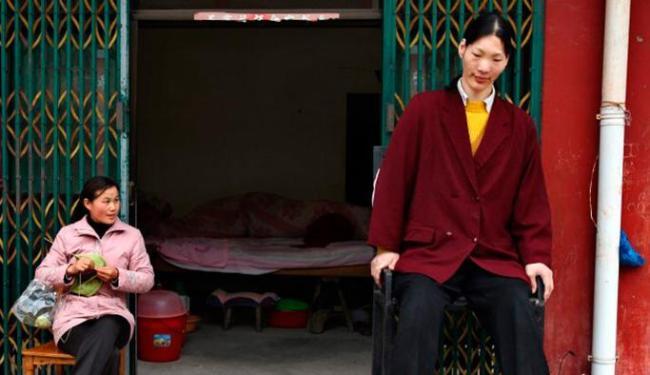 Chinesa morreu aos 40 anos na província oriental de Anhui - Foto: Reuters