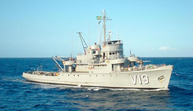 Como o uso da embarcação Corveta