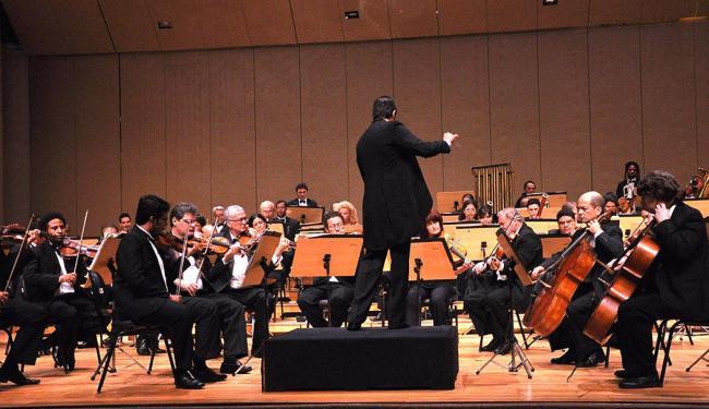 Apresentação da Orquestra Sinfônica da Bahia - Foto: Divulgação