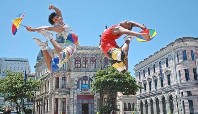 Em 2007, o frevo já havia sido declarado como Patrimônio Imaterial do Brasil - Foto: Secretaria de Turismo do Recife