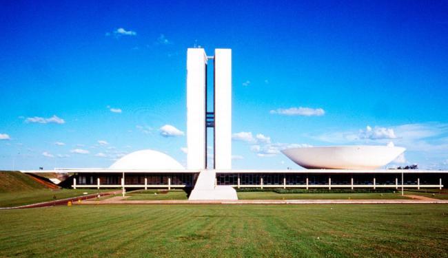 Congresso Nacional, localizado na Praça dos Três Poderes, em Brasília. - Foto: Divulgação