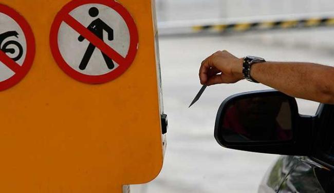 Justiça considerou que lei municipal que proibia cobrança era inconstitucional - Foto: Marco Aurélio Martins | Ag. A TARDE