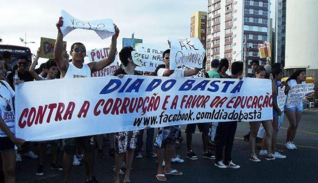 Última manifestação foi realizada no dia 7 de setembro - Foto: Divulgação