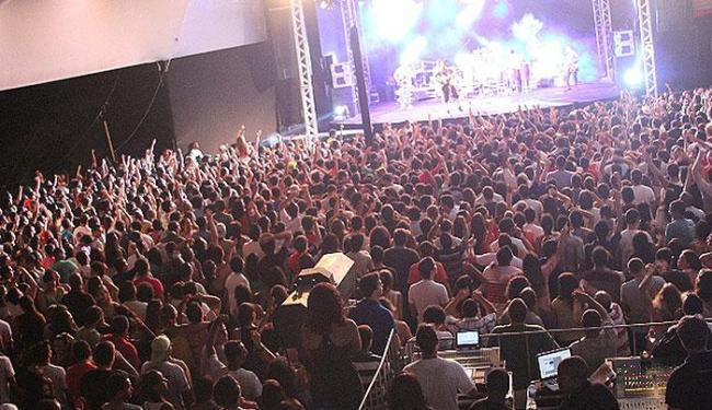Público lotou o Bahia Café Hall na tarde deste domingo, 9 - Foto: Divulgação | Uran Rodrigues