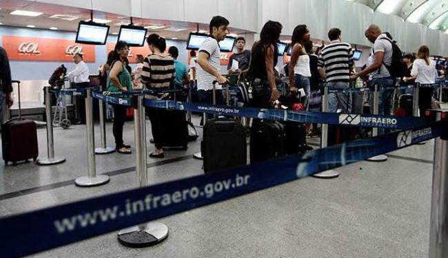 Infraero prevê movimento intenso nos aeroportos neste feriado - Foto: Mila Cordeiro | Ag. A TARDE
