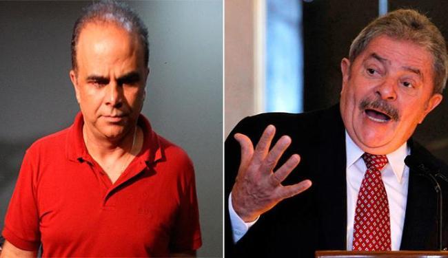 Valério ainda afirmou que Lula atuou a fim de obter dinheiro da Portugal Telecom para o PT - Foto: Lúcio Távora   Ag. A TARDE - Agência Reuters